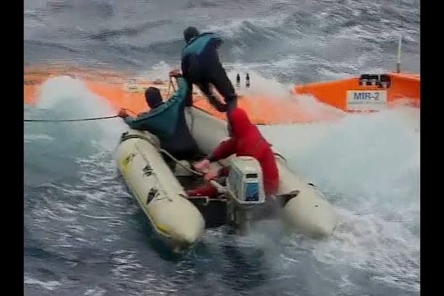 divingvolcano