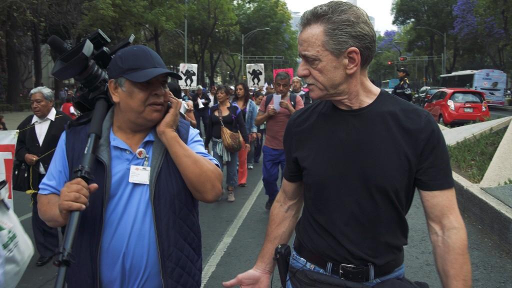 Bill, Gerardo Womens March_March 8