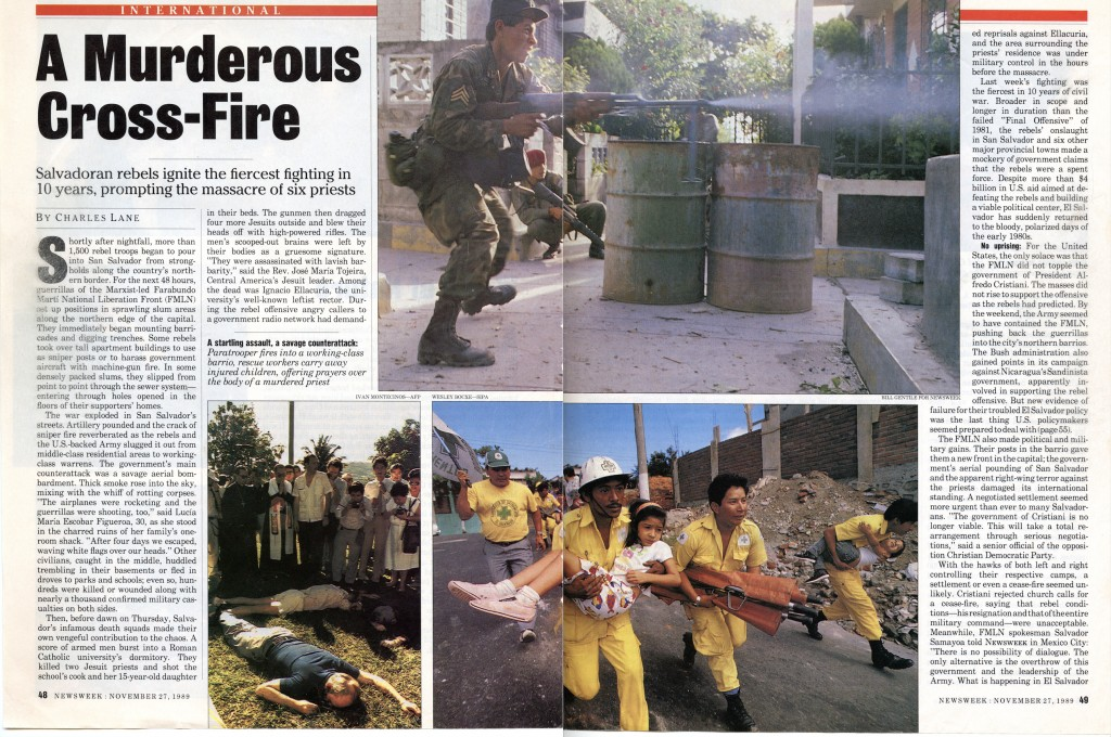 Salvador firefight ED BG